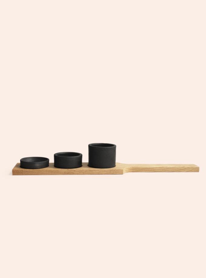 Cibo-black-pottery-by-Bisarro-Shop-DAM