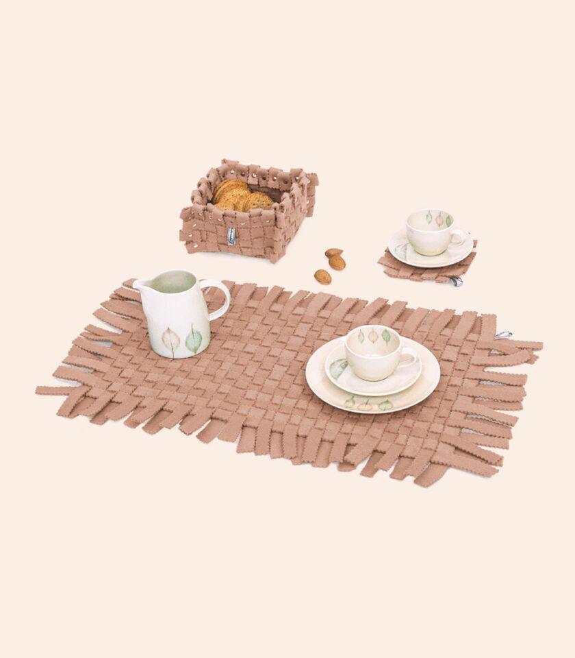 Placemates-Coasters-FeltBox-Set3-Peach-DAM-Feltrando-Portugal