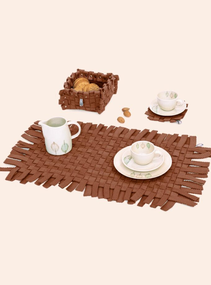 Placemates-Coasters-FeltBox-Set3-Terracota-DAM-Feltrando-Portugal